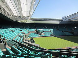 PP Grandstand Stadium Seating Recycling for Wimbledon Centre Court and Leicester City FC.
