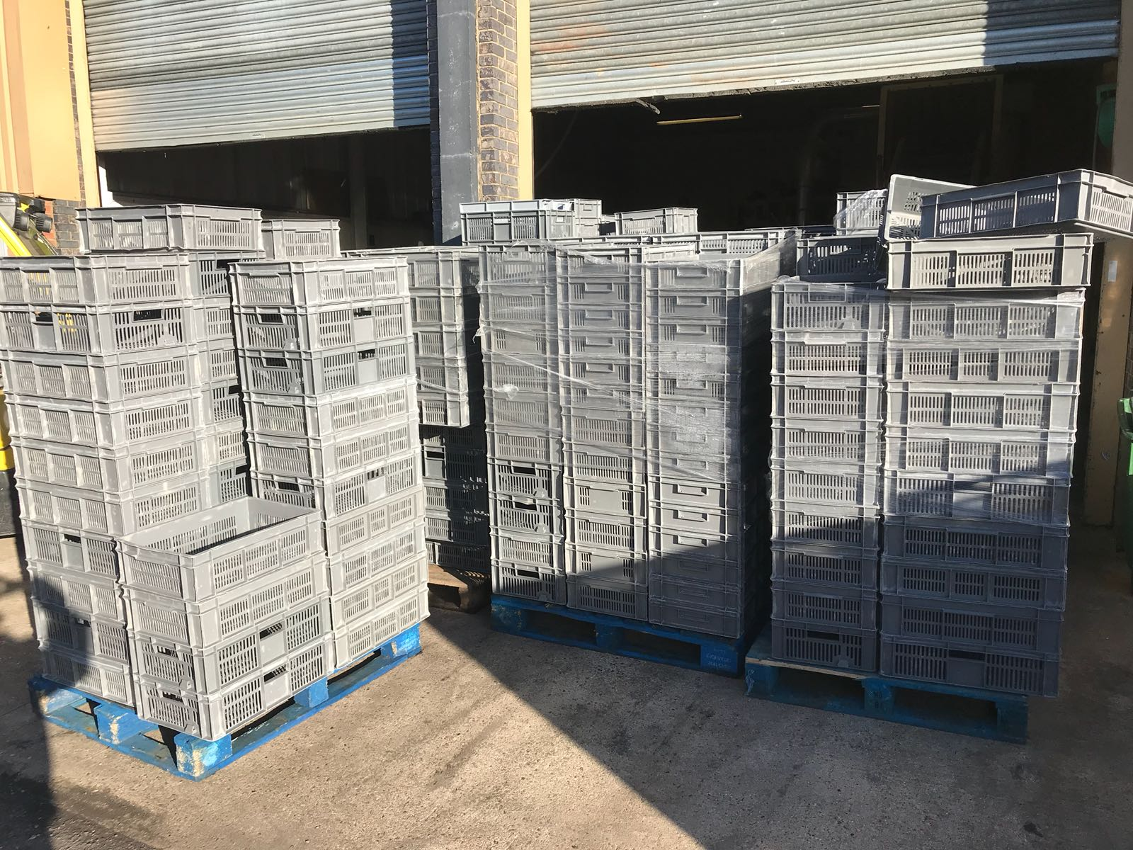 Plastic Crate Recycling