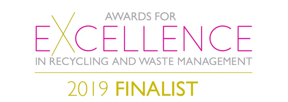 Aylesbury Granulation Services Business and Recycling Awards 2019