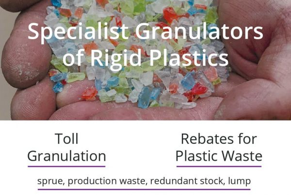 Specialist Granulators of Rigid Plastics Covid-19 Marketing