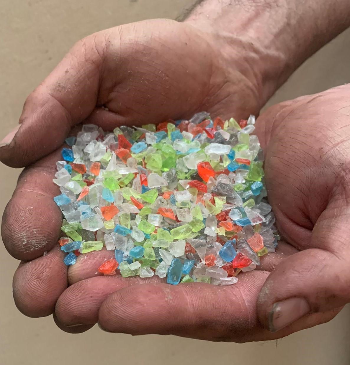 Rigid plastic recycling