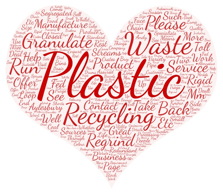 Your Trusted Plastics Recycling Company