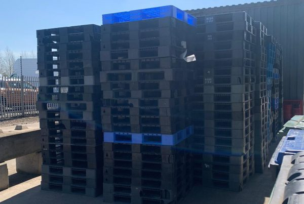 Plastic Pallets for Recycling